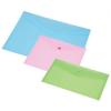 PANTA PLAST Irattartó tasak, A5, PP, patentos, PANTA PLAST, pasztell rózsaszín