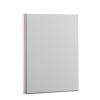 PANTA PLAST Gyűrűs dosszié, panorámás, 4 gyűrű, 15 mm, A4, PP/karton, PANTA PLAST, fehér