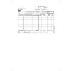 """VICTORIA Nyomtatvány, készletbevételezési bizonylat, 25x4, A5, VICTORIA """"B.12-111"""""""