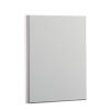 PANTA PLAST Gyűrűs dosszié, panorámás, 4 gyűrű, 65 mm, A4, PP/karton, PANTA PLAST, fehér