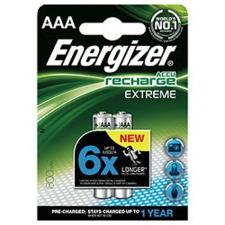 ENERGIZER Tölthető elem, AAA mikro, 2x800 mAh, előtöltött tölthető elem