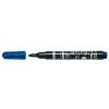 Marker Stanger permanent M235 kerek kék