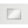 Bemutató tábla Durable Információs Magaframe A/5 öntapadó mágneses kerettel ezüst 2 db/csomag