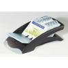 Névjegykártyatartó Durable Visifix desk asztali 200 db-os fekete