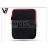 Haffner Univerzális tablet táska 10 - V7 Ultra Protective Sleeve - fekete/piros