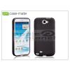 CASE-MATE Samsung N7100 Galaxy Note II hátlap - Case-Mate Tough - black