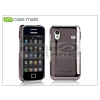 CASE-MATE Samsung S5830 Galaxy Ace hátlap - Case-Mate Barely There - metalic silver