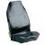 Conrad Autóülés védő műbőr huzat, fekete, egyes ülés