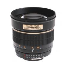 Samyang 85mm f/1.4 IF Aspheric (Samsung NX) objektív