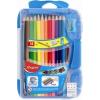 MAPED Color Peps Smart box színes ceruza készlet, kiegészítőkkel, 12 különböző szín
