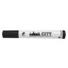 """VICTORIA Táblamarker készlet, 1-3 mm, kúpos, """"City"""", 4 különböző szín"""