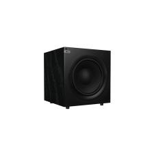 Kef Q400b aktív, zárt mélysugárzó, fekete színben hangfal