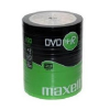 Maxell ÍRHATÓ DVD MAXELL DVD+R (16X) 100DB/CSOMAG (HOL)