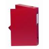 """VIQUEL Archiváló doboz, A4, 80 mm, PP, VIQUEL """"ClassDoc"""", piros"""