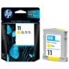 HP C4838AE Tintapatron Business InkJet 1000 sorozat, 2200 nyomtatókhoz, HP 11 sárga, 28ml