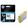 HP CB320EE Tintapatron Photosmart C5380, C6380, D5460 nyomtatókhoz, HP 364 sárga, 300 oldal