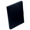 """VIQUEL Gumis mappa, 30 mm, PP, A4, VIQUEL """"Coolbox"""", fekete"""