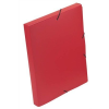 "VIQUEL Gumis mappa, 30 mm, PP, A4, VIQUEL ""Coolbox"", piros"