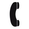 APLI Információs matrica, telefon, APLI