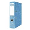 """DONAU Iratrendező, 75 mm, A4, karton, élvédő sínnel, DONAU """"Eco"""", kék"""