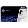 HP Q5949X Lézertoner LaserJet 1320, 3390, 3392 nyomtatókhoz, HP fekete, 6k