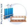 Pilates roller tároló