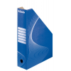 ESSELTE Iratpapucs -10025- 8cm karton színes KÉK ESSELTE <25db/dob>