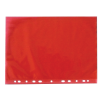 Pp Genotherm lefűzhető -2-086- A4 60mic. PIROS P+P <100db/csom>