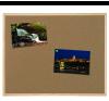 BI-OFFICE Parafatábla egy oldalas fa keretes 60x90 -MC070014010- BI-OFFICE parafatábla