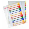 ESSELTE Regiszter -100214- A4 maxi 1-12 nyomtatható ESSELTE<10cs/dob>