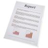 ESSELTE Genotherm standard -54852- A4/80mic áttetsző ESSELTE