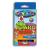 Carioca Filctoll készlet -40568- 6 db-os vastag, vízbázisú Jumbo CARIOCA