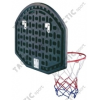 Garlando Atalanta Junior streetball palánk gyűrűvel hálóval 71 x 45cm