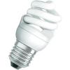 Conrad Energiatakarékos fényforrás, E27, 7W, melegfehér, spirál forma, OSRAM SUPERSTAR