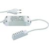 Conrad LED transzformátor, LED meghajtó, fehér