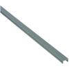 Conrad Profil lefedés LED csíkokhoz, Barthelme 62399321, alumínium (eloxált), 1 m