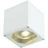 Conrad Fali lámpatest, SLV Big Theo Wall out 229561
