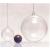 Gömb, 60 mm, müanyag (55913)