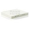 MANN FILTER CU2757 pollenszűrő - BEHR klímához