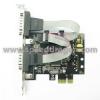 BestConnection PCI-Express kártya Soros 2 port EMT03C