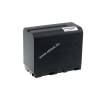 Powery Utángyártott akku Sony videokamera HDR-FX7 6600mAh fekete