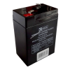 Emos Ólom akku 6V 4Ah (EMOS) helyettesíti: 6V 4,5Ah típus GT6-4,2