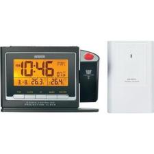 Conrad Eurochron EFP 3900 rádiójel vezérelt digitális kivetítős ébresztőóra, külső hőmérővel, 136x91x40 mm ébresztőóra