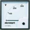 Conrad Analóg beépíthető táblaműszer, beépíthető voltmérő 300V Voltcraft AM 96x96