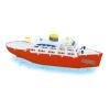 Giplam Europa nagy műanyag játékhajó
