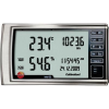 Conrad Fali hygrométer, hőmérséklet, páratartalom és légnyomás mérő műszer Testo 622