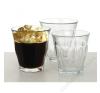 Kávéspohár, 24 cl,  üveg, Retro (KHKE061) üdítős pohár
