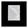 ESSELTE Genotherm, lefűzhető, felül/oldalt félig nyitott, A4, 105 mikron, víztiszta, ESSELTE,piros
