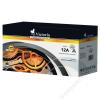 VICTORIA 12A Lézertoner LaserJet 1010, 1012, 1015 nyomtatókhoz, VICTORIA fekete, 4k (TOHP2612HV)