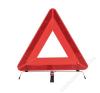 Elakadásjelző háromszög (MED012) műanyag autófelszerelés
